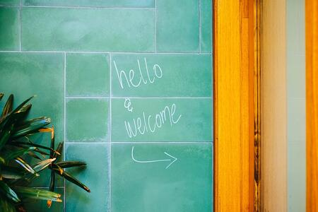 Airbnb Welcome