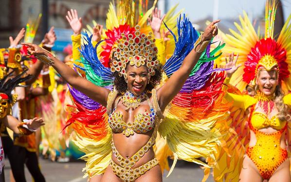 NottingHill Carnival London airbnb