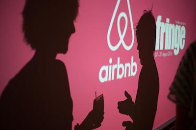 Airbnb property hosting renting