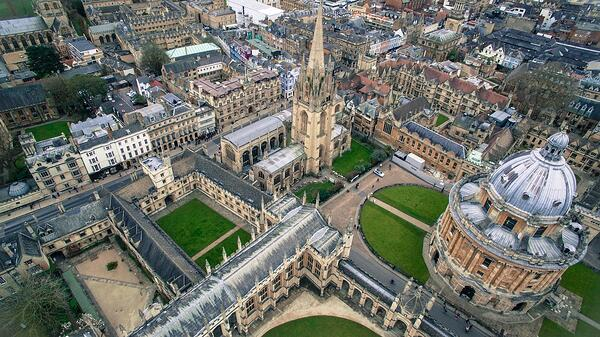 Oxford university city UK tourists