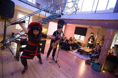 Edinburgh music culture