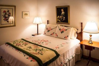 bedroom hotel hosting property